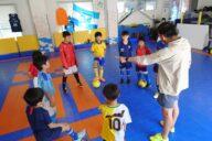 小学生フットボール クリニック